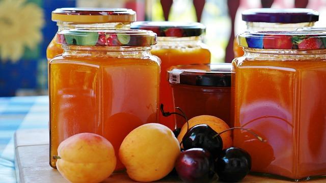 Marmeladen herstellen dank der Flotten Lotte von WMF
