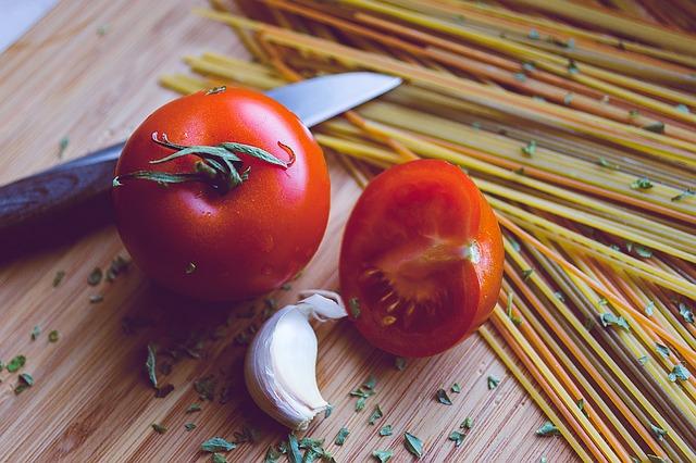 Tomaten für Tomatensauce
